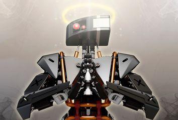 Praying Robot