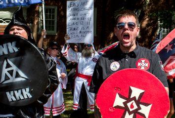 Ku Klux Klan Charlottesville