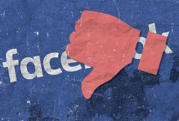 Facebook; Thumbs Down