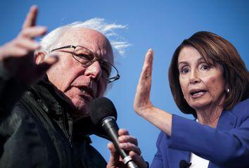 Bernie Sanders; Nancy Pelosi
