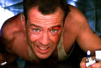 Bruce Willis as John McClane in