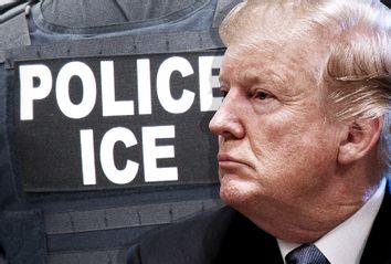 Donald Trump; Ice Agent