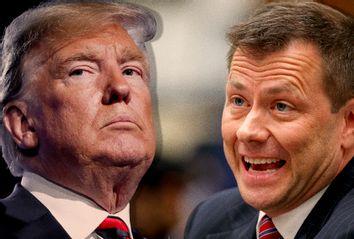 Donald Trump; Peter Strzok