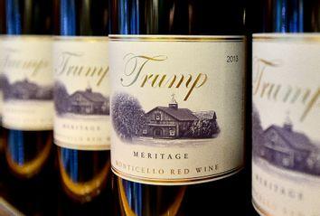 Trump brand wine