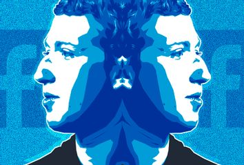 Split Mark Zuckerberg