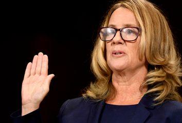 Christine Blasey Ford Senate Judiciary Committee