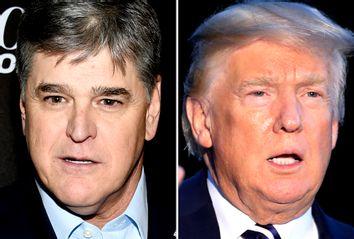 Sean Hannity; Donald Trump