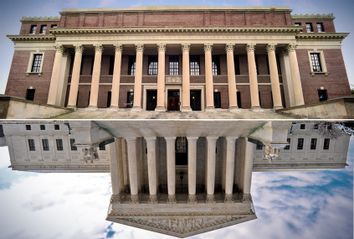 Harvard University; Supreme Court Building