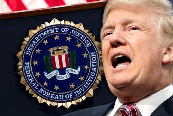 Donald Trump; FBI