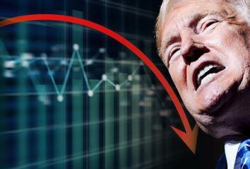 Donald Trump; Market Down