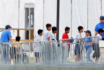 Unaccompanied Immigrant children
