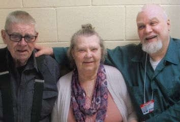 Allan Avery, Dolores Avery, Steven Avery in