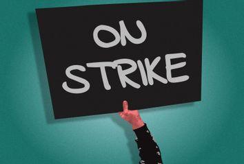 Strike Sign