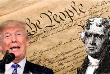 Donald Trump; Thomas Jefferson