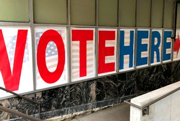 Election 2018 Early Voting