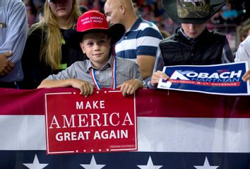 Young Trump Supporters