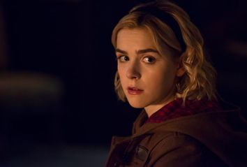 Kiernan Shipka as Sabrina Spellman in