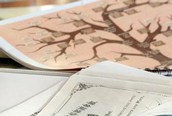 Genealogy researching