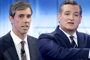 Beto O'Rourke; Ted Cruz