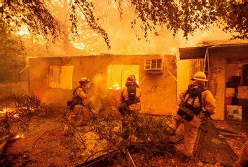 Paradise California Fire