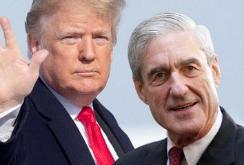 Donald Trump; Robert Mueller
