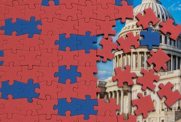 United States Capitol; Gerrymandering