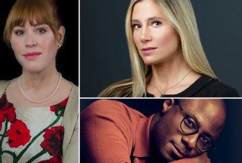 Molly Ringwald; Mira Sorvino; Barry Jenkins