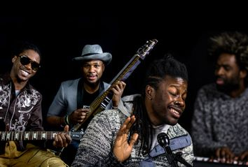 Robert Randolph and the Family Band; Jesse Boykins III