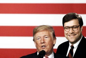 Donald Trump; William Barr