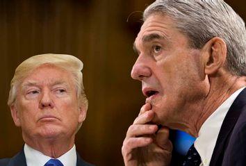 Donald Trump; Robert Mueller