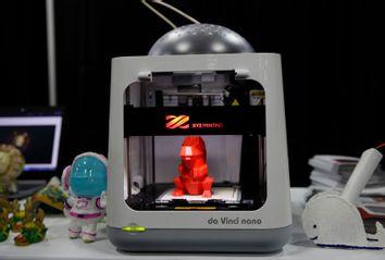 XYZprinting's da Vinci Nano