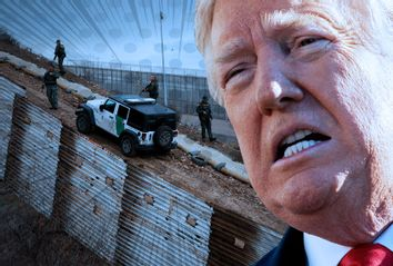 Donald Trump; US/Mexico Border