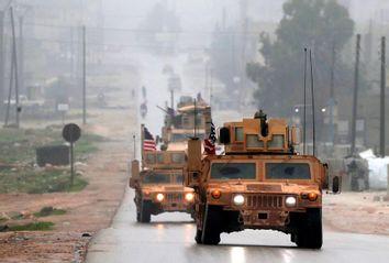 US Military Syria