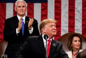 Donald Trump State of the Union 2019