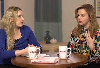 Alexandra Clinton and Amber Tamblyn