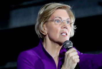 Sen. Elizabeth Warren, D-MA