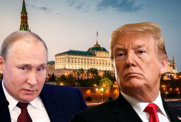 Vladimir Putin; Donald Trump; Kremlin
