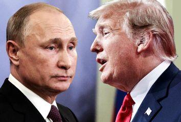 Vladimir Putin; Donald Trump