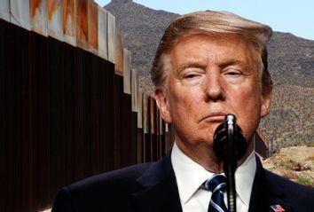 Donald Trump; US Mexico Border