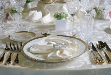 Formal Dining Setting