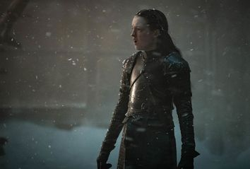 Bella Ramsey as Lyanna Mormont in