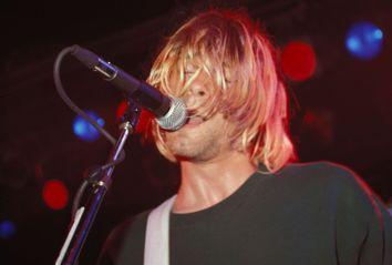 Kurt Cobain; Nirvana