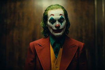 Joaquin Phoenix as Arthur Fleck/Joker in