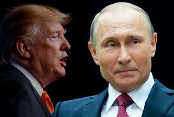 Donald Trump; Vladimir Putin