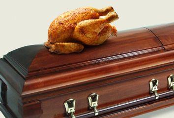 Roast Chicken; Coffin
