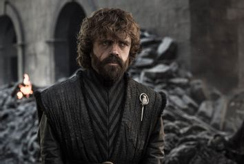 Peter Dinklage as Tyrion Lannister in