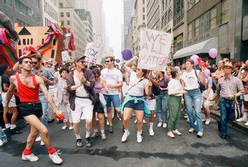 New York Pride 1988