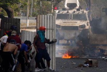 Venezuela Presidential Opposition