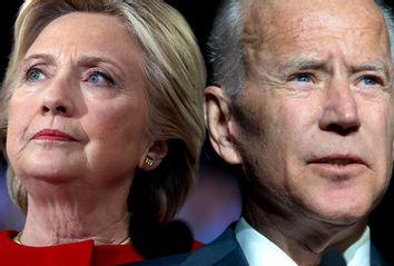 Hillary Clinton; Joe Biden