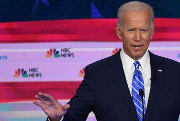 Joe Biden Democratic Debate